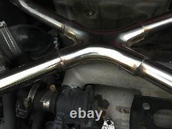 1320 Performance Mr2 sw20 sw21 TRD style Rear X brace strut bar 91-95 3sgte