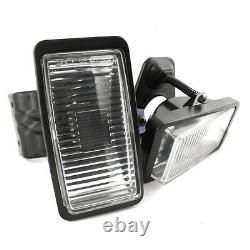 85-92 Camaro IROC-Z/Z28 Fog Light Lamp with Bracket Pair, New Reproduction