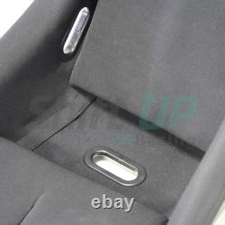 BRIDE VIOS III 3 Low Max Black PAIR Bucket Racing Seats JDM Recaro Momo Zeta