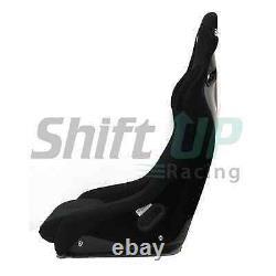 BRIDE VIOS III 3 Low Max Black Pair Bucket Racing Seats JDM