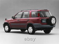 DEPO Pair of Red / Smoke Rear Tail Lights New Pair For 1997-2001 Honda CRV CR-V