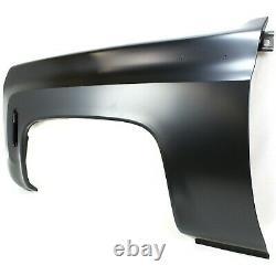 Fender For 75-80 Chevrolet C10 K10 Set of 2 Front Left & Right Side Primed Steel