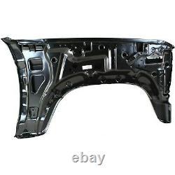 Fender For 80-86 Ford F-150 F-250 Set of 2 Front Driver & Passenger Primed Steel