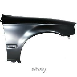 Fender For 99-2000 Honda Civic Set of 2 Front Driver & Passenger Primed Steel