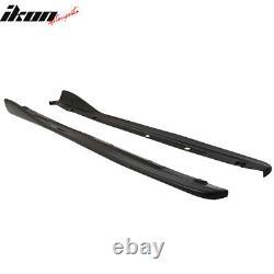 Fits 02-07 Subaru Impreza WRX STI CS Style Side Skirts 2PC PU