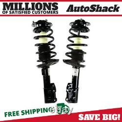 Front Complete Strut & Coil Spring Assembly Pair 2 for Malibu G6 2007-2009 Aura