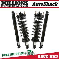 Front Complete Strut & Rear Shock Absorber Kit Set of 4 for 2002-2009 GMC Envoy