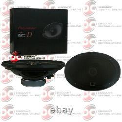 NEW PIONEER TS-D69F 6x9-INCH 6x9 2-WAY CAR AUDIO SPEAKERS PAIR 330 WATTS