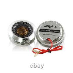 New Skar Audio Spx-65c 6.5-inch 400 Watt 2-way Component Speaker System Pair