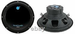 PLANET AUDIO AC12D 12 3600W Car Audio Power Subwoofers Subs Woofers DVC (Pair)