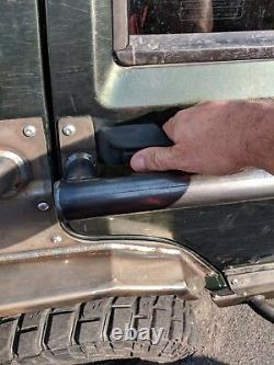 Pair Of 1984-2001 Jeep Cherokee Xj Rear Door Rub Rails
