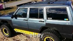 Pair Of 1984-2001 Jeep Cherokee Xj Rock Sliders